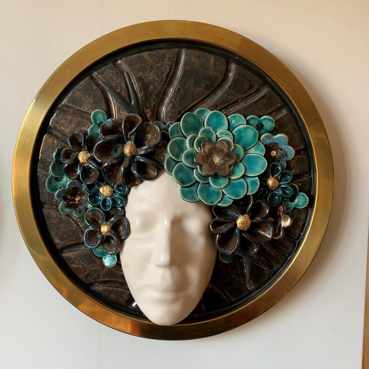 Flowergirl 1 - Maureen Heijdemann - Glasvaardig