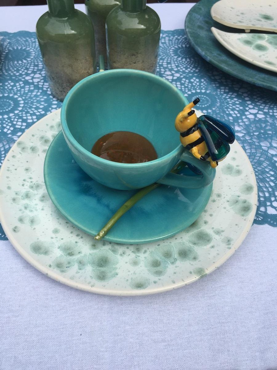 Honingthee - Maureen Heijdemann - Glasvaardig