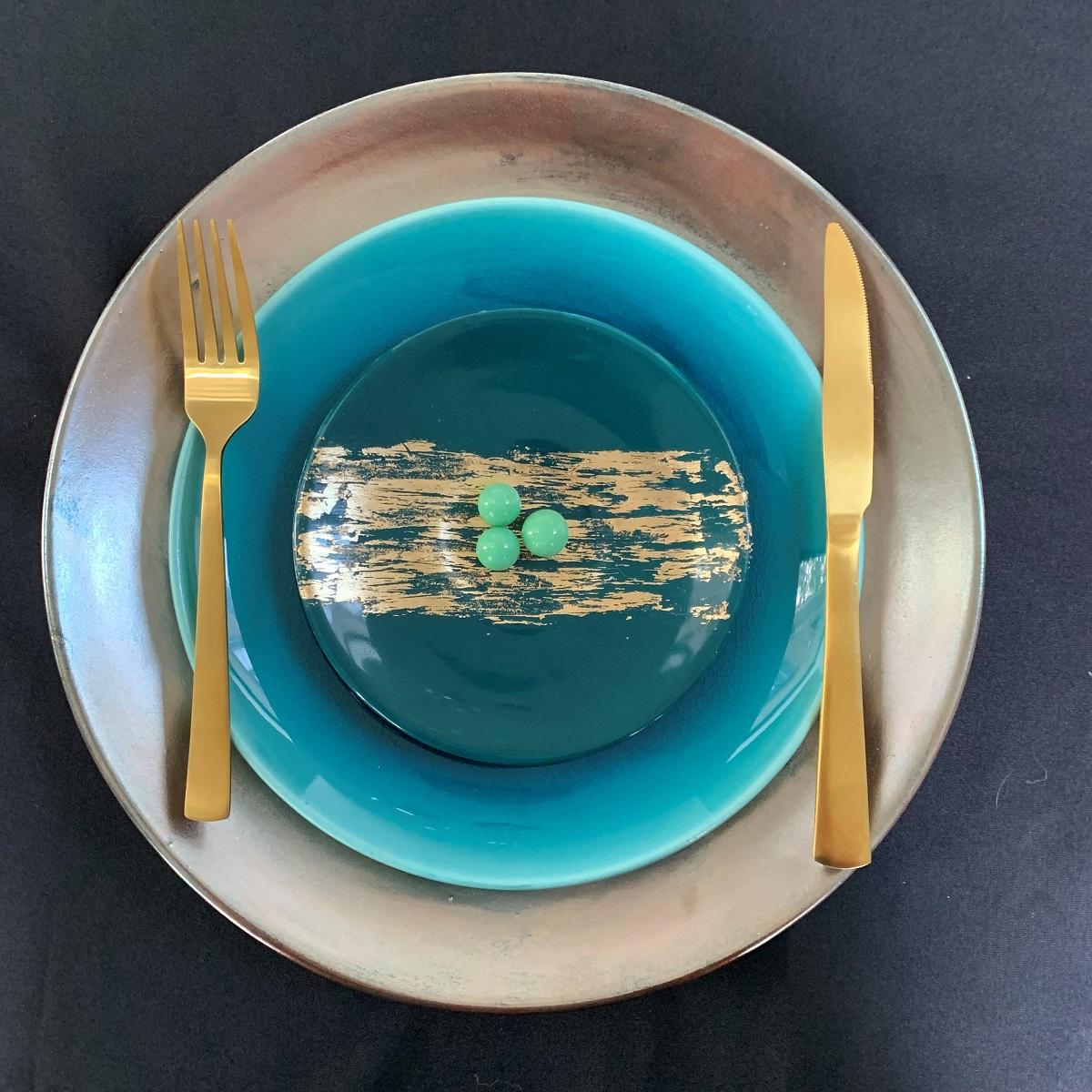 Haute cuisine - Maureen Heijdemann - Glasvaardig