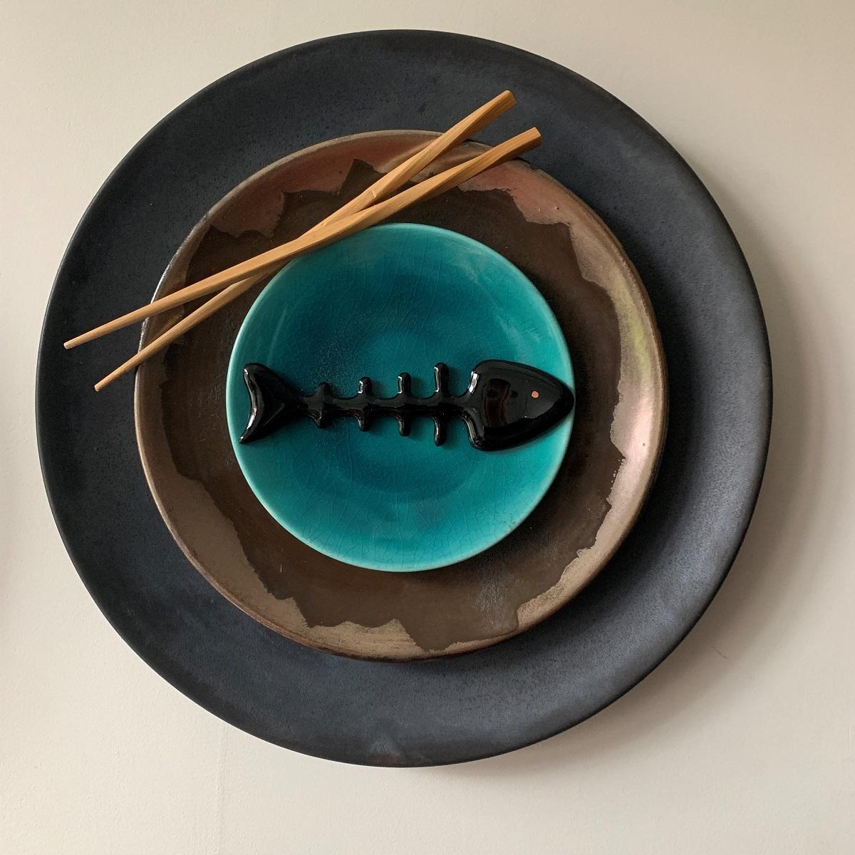 Sushi - Maureen Heijdemann - Glasvaardig