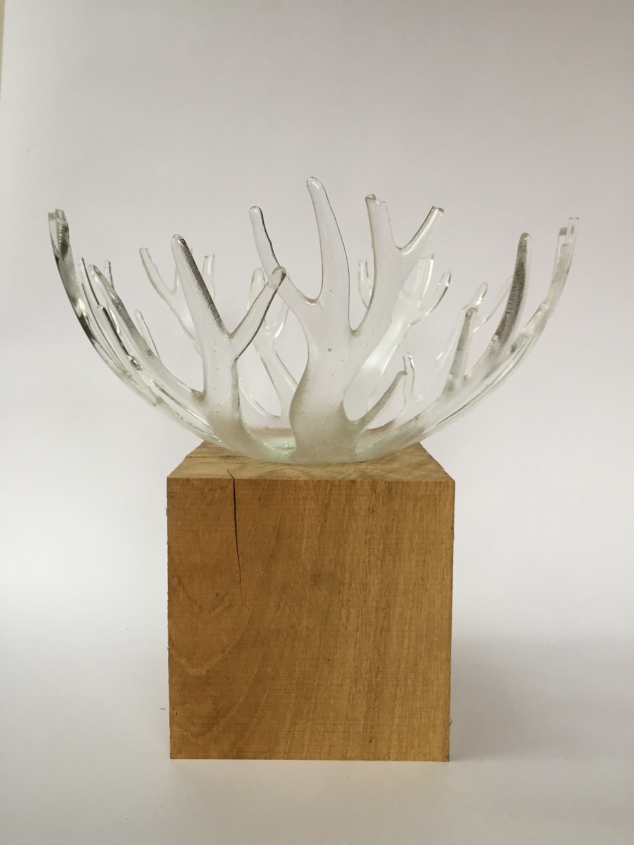 Takkenschaal - Maureen Heijdemann - Glasvaardig