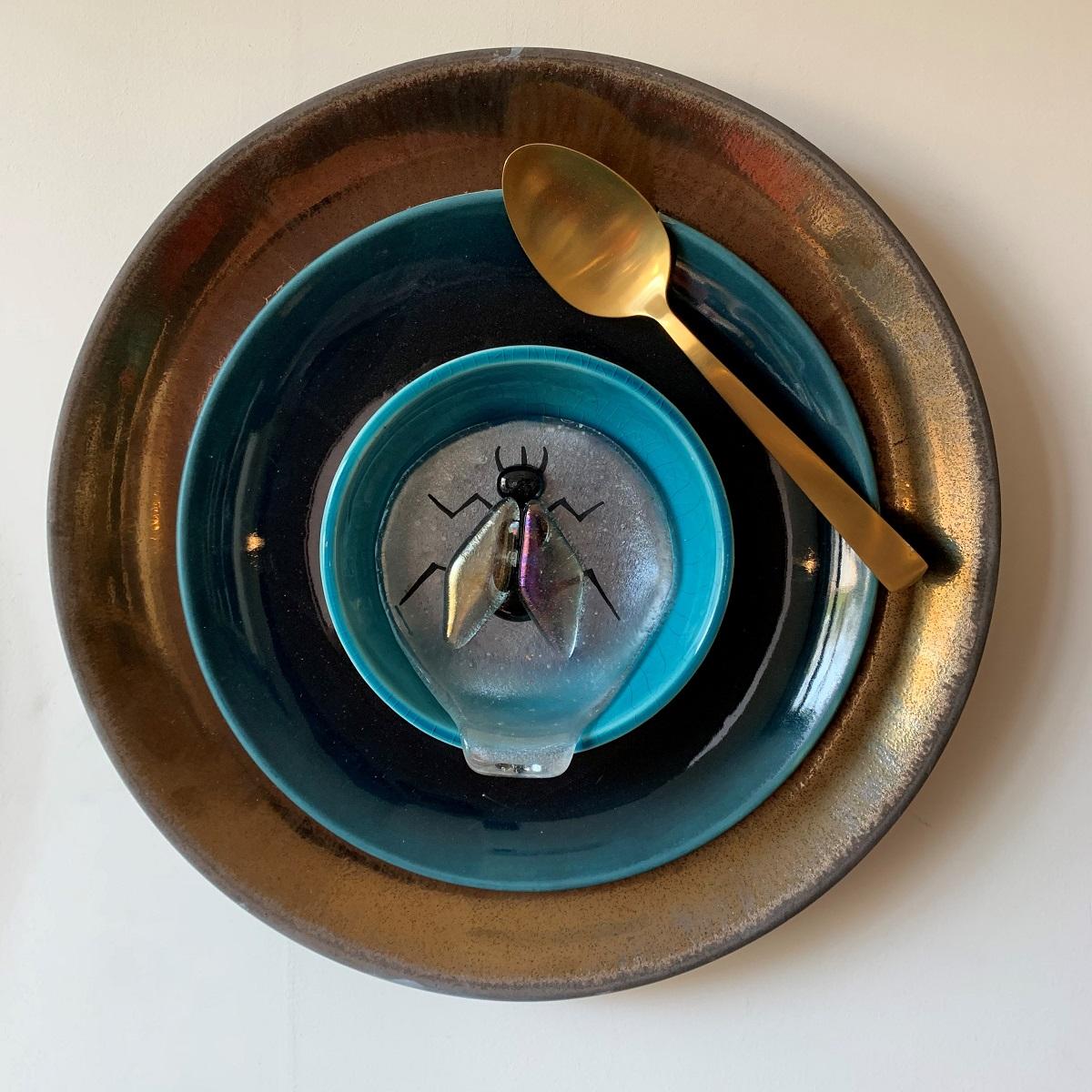 Vlieg in de soep - Maureen Heijdemann - Glasvaardig